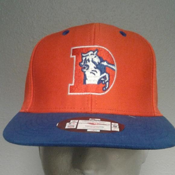 e952b5b27b905f Reebok Accessories | Vintage Denver Broncos Snapback New W Tags ...